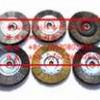 平行钢丝轮|平行钢丝刷|扭丝轮|毛刷辊|去漆刷