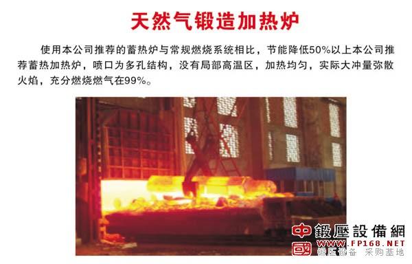 天然气锻造加热炉 2
